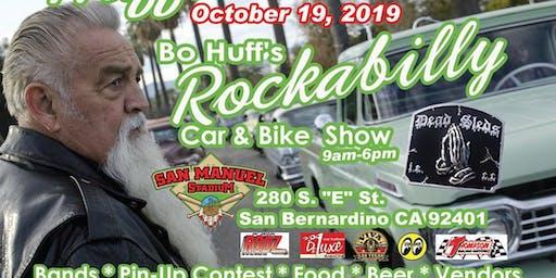 Bo Huff Rockabilly Car & Bike Show