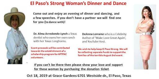 El Paso's Strong Women's Dinner & Dance