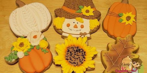 Fall Intermediate Cookie Class