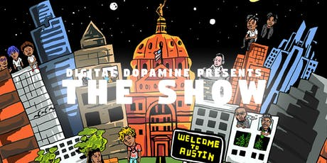 Digital Dopamine - The Show @Scratchouse tickets