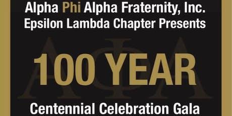 Epsilon Lambda Centennial Celebration Gala tickets