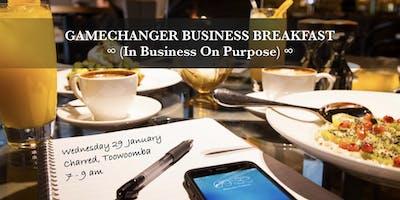 Gamechanger Business Breakfast - Toowoomba