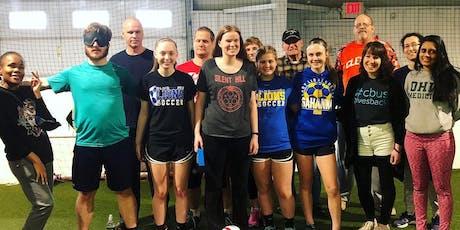 Volunteer for Ohio Blind Soccer Practice! - 10/20/19 tickets