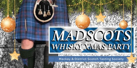 MADSCOTS Whisky Xmas Party tickets