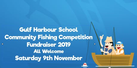GHS Community Fishing Competition Fundraiser! tickets