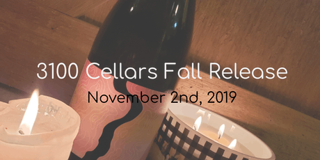 3100 Cellars 2019 Fall Release tickets