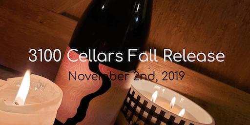 3100 Cellars 2019 Fall Release