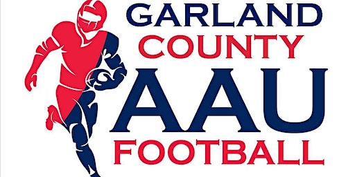 AAU YOUTH FOOTBALL IS NOW IN GARLAND COUNTY AND SURROUNDING AREAS!