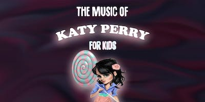 The Music of Katy Perry: For Kids @ Fitz's Spare Keys