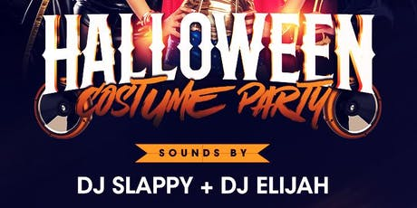 HALLOWEEN COSTUME PARTY AT FUNKY MONKEY tickets