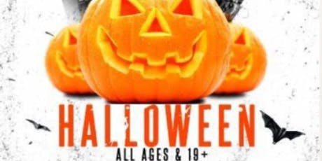 All Ages Halloween Party @ The Rockpile // Thursday October 31st |  tickets