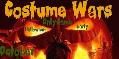 Costume Wars OnlyJame Halloween Party
