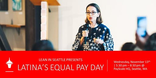 Latina's Equal Pay Day