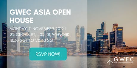 GWEC Asia Open House tickets