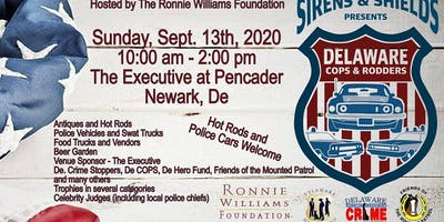 2nd Annual Delaware Cops & Rodders Car Show