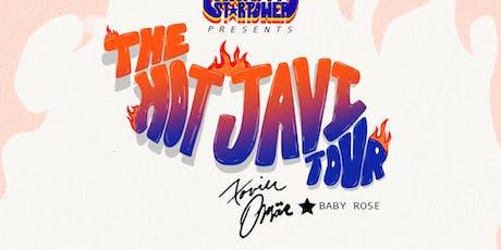Xavier Omär: The Hot Javi Tour tickets