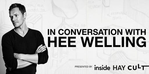 In Conversation with Hee Welling | MELBOURNE
