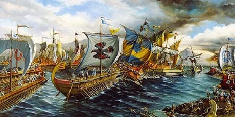Greek Sea Battles That Changed The World with Bob Pearce tickets