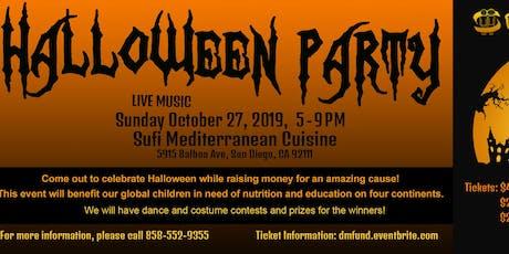 Halloween Party & Dance tickets
