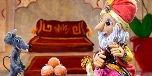 NORTHSIDE Diwali Dhamaka 2019: The King's Problem Puppet Show (For All Ages)
