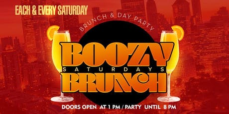 Boozy Brunch Saturday's & Day Party @ Havana Cafe Castle Hill tickets