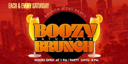 Boozy Brunch Saturday's & Day Party @ Havana Cafe Castle Hill