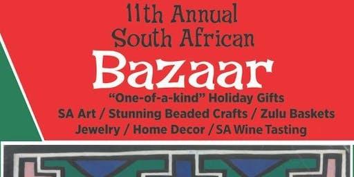 11th Annual South African Bazaar