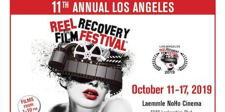 11th Annual LA Reel Recovery Film Festival & Symposium  tickets