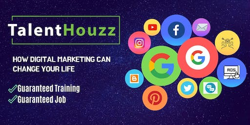 Talent Houzz - How Digital Marketing Can Change Your Life
