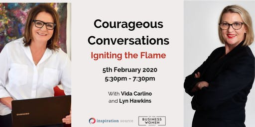 Perth, BWA; Courageous Conversations: Igniting the Flame