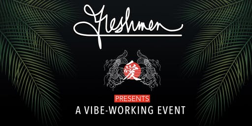 Freshmen - Vibe Working Event