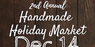 2nd Annual Handmade Holiday Market