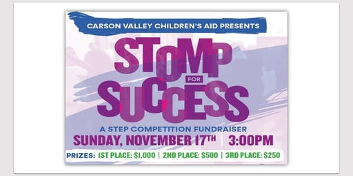 Stomp For Success: A Step Competition Fundraiser