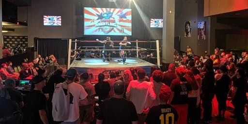 New England All-Star Wrestling LIVE in Hingham!