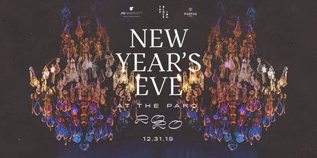 NYE  Parq Gala 2020 tickets