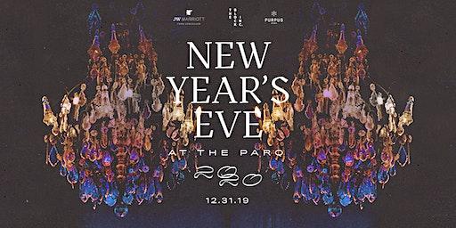 NYE  Parq Gala 2020