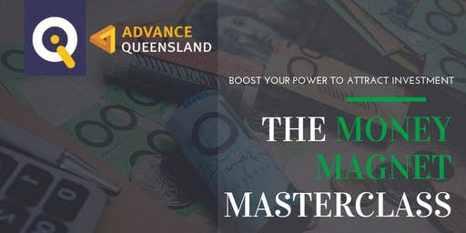Innovate Queensland's Money Magnet Masterclass workshop in Rockhampton