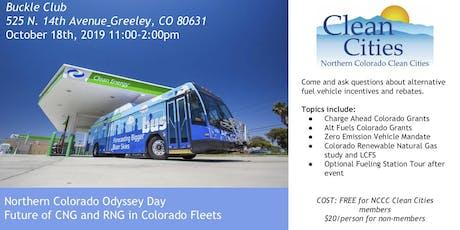 Northern Colorado Odyssey Day tickets