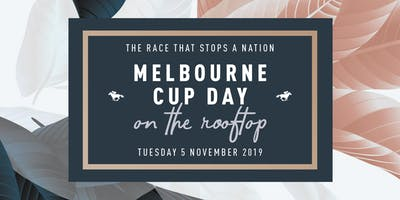 Melbourne Cup Day on the rooftop