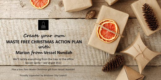 Waste Free Christmas Action Plan