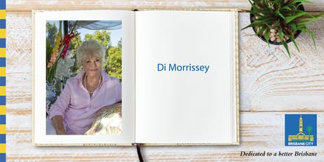 Meet Di Morrissey - Carindale Library tickets