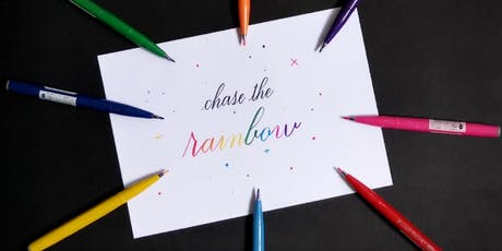Hand Lettering & MYO Paper tickets
