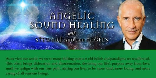 Angelic Sound Healing with Stewart Pearce