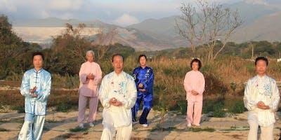 Luk Cheung Ching Tai Chi Workshop 陸長青太極內功講座