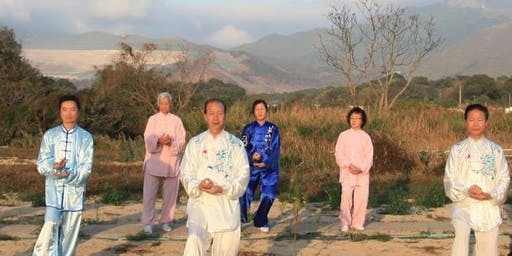 Luk Cheung Ching Tai Chi Workshop 陸長青太極內功講座