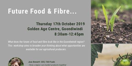 Future Food and Fibre Workshop