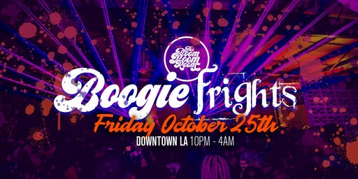 Tbbr's Boogie Frights [10pm-4am]
