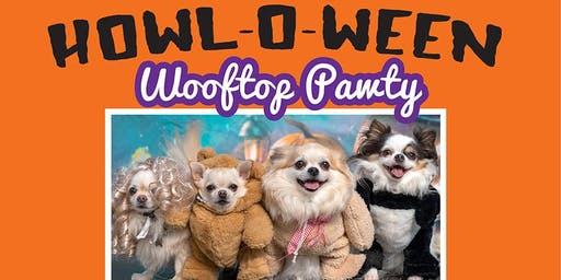 BarkHappy Baltimore: Howl-o-Ween Wooftop Party Benefiting Baltimore Humane Society