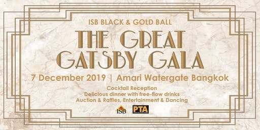 ISB Great Gatsby Gala