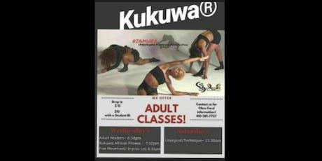 #IAMHER & Kukuwa®Fitness tickets